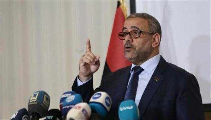 المشري وسفير الاتحاد الأوروبي يبحثان مخلفات العدوان على طرابلس