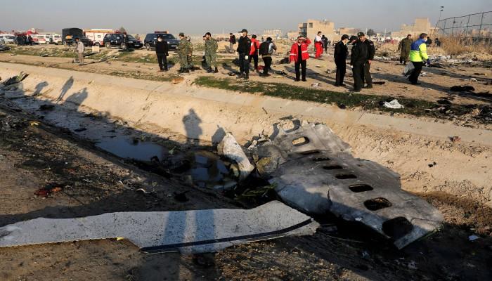 السويد: إيران وافقت على تعويض عائلات ضحايا الطائرة الأوكرانية