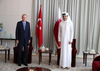 تميم: الإرث الحضاري بين العرب وتركيا أسس لتنمية منطقتنا