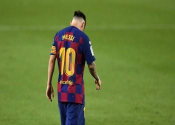 تقرير: ميسي لا يرغب في تجديد عقده مع برشلونة