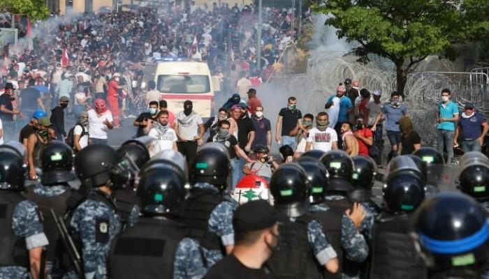 اندثار لبنان