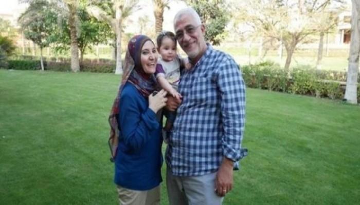 حفيدة القرضاوي قلقة على مصير والديها المعتقلين في ظل كورونا