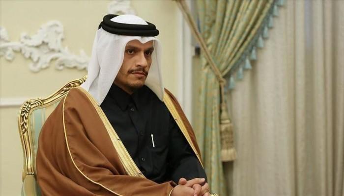 وزير خارجية قطر يبحث مع هنية بالدوحة مستجدات الضم