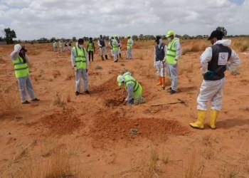 مسؤول تركي يحمل فرنسا مسؤولية المقابر الجماعية في ليبيا