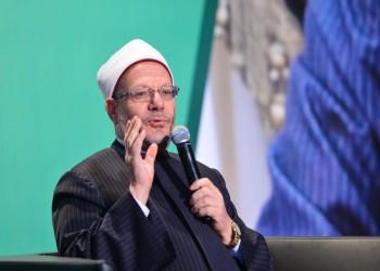 مفتي مصر يعتبر انقلاب 3 يوليو معجزة نبوية ظاهرة