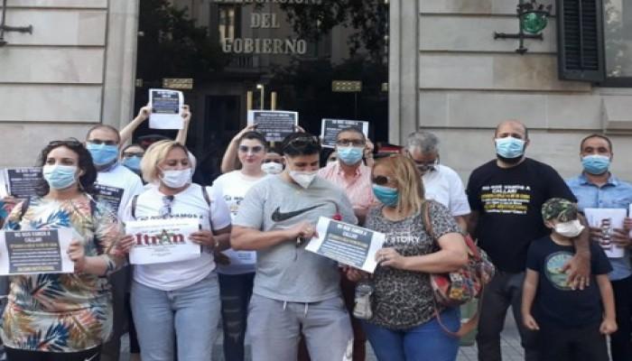 مغاربة يقاضون مدريد بسبب التمييز بعمليات إجلاء كورونا