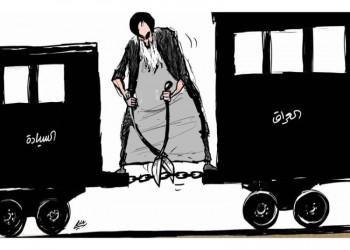 صحيفة سعودية تغضب العراقيين بكاريكاتير مسيئ للسيستاني
