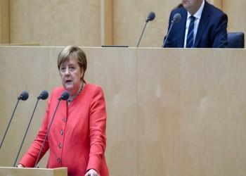 ميركل: على أوروبا اتخاذ موقف موحد حيال الصين لضمان مصالحه