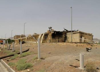 إيران تتوعد بالرد إذا ثبت تعرض منشأة نطنز النووية لهجوم