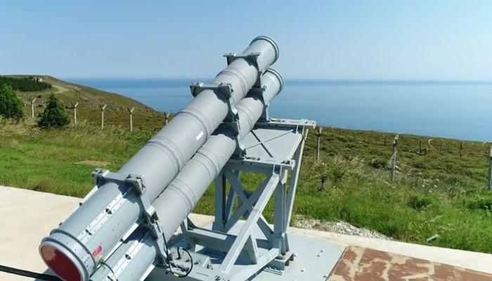 اختبار ناجح لإطلاق تركيا صاروخ محلي مضاد للسفن