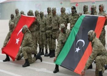 ليبيا تكشف مجددا طبيعة الدور التركي بالمنطقة