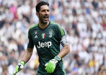 بوفون يحطم الرقم القياسي في تاريخ الدوري الإيطالي
