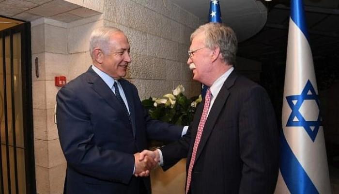 بولتون يحذر إسرائيل من اتفاق ترامب مع إيران حال فوزه بولاية ثانية