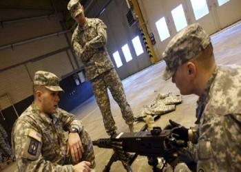 كورونا يصل للجنود الأمريكيين في قاعدة الجابر الجوية بالكويت