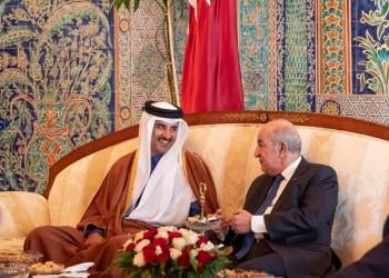 أمير قطر يبارك استعادة الجزائر رفات قادة المقاومة الشعبية