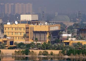 إعلام: باتريوت السفارة الأمريكية ببغداد يصد صاروخا استهدفها