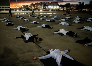 البرازيل.. 38 ألف إصابة جديدة بكورونا وأكثر من 1000 وفاة