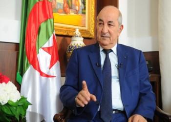 عفو رئاسي عن 4700 سجين في الجزائر