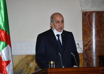 تبون: فرنسا قدمت نصف اعتذار للجزائر.. وننتظر إكماله