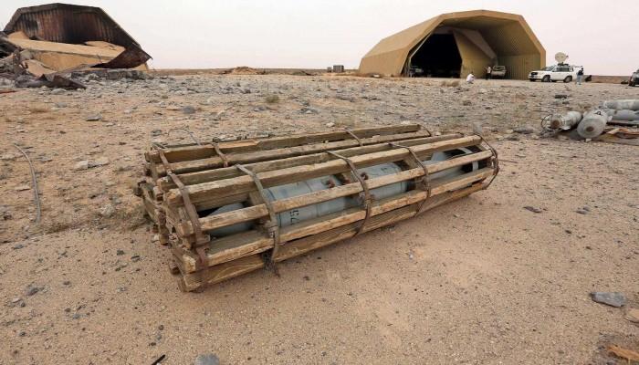 الوفاق الليبية: قصف قاعدة الوطية بطيران أجنبي محاولة بائسة لدعم حفتر
