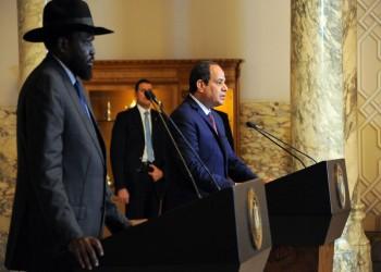 مصر تنفي إنشاء قاعدة عسكرية في جنوب السودان