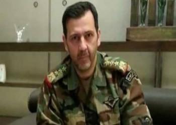 اتهامات لماهر الأسد بقتل مرافقه العميد علي جمبلاط