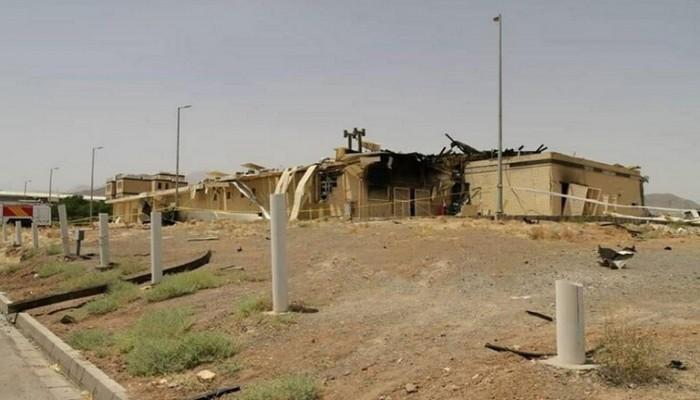 إيران: حريق محطة نطنز النووية خلف أضرارا جسيمة
