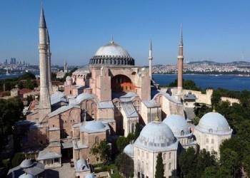 روسيا: تحويل آيا صوفيا إلى مسجد شأن داخلي تركي