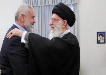 خامنئي يجدد لهنية دعم إيران للقضية الفلسطينية
