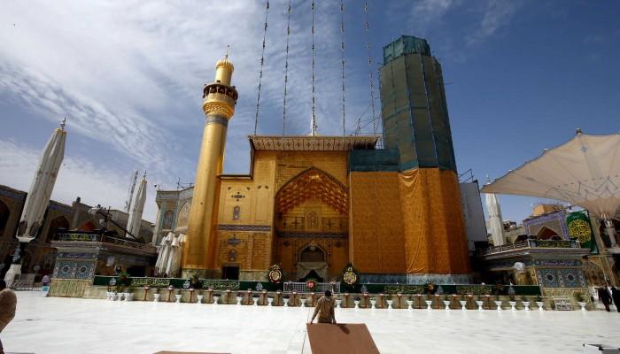 طهران تنفق ملايين الدولارات على الأضرحة رغم أزمتها الاقتصادية