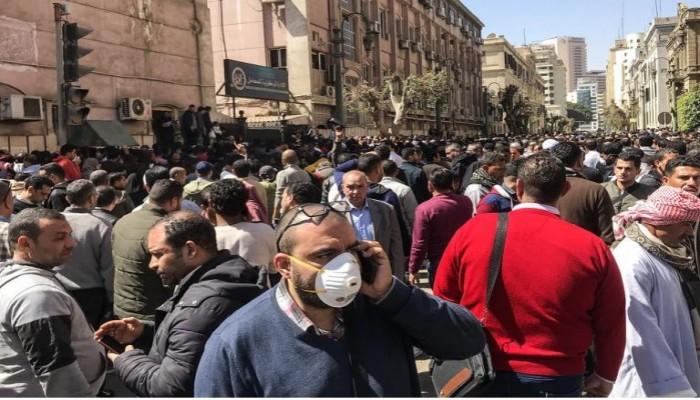 للمرة الأولى منذ شهرين.. إصابات كورونا بمصر تقل عن الألف
