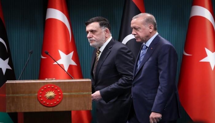 تركيا تستعد لجني مكاسب اقتصادية كبيرة من ليبيا