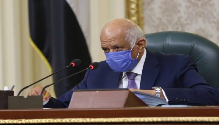 رئيس البرلمان المصري: من يمس ثرواتنا في المتوسط ستقطع قدمه