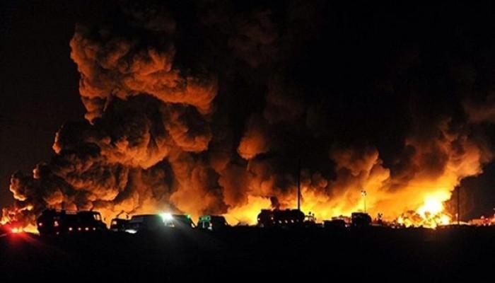 انفجار جديد في إيران.. وسقوط ضحايا ومصابين
