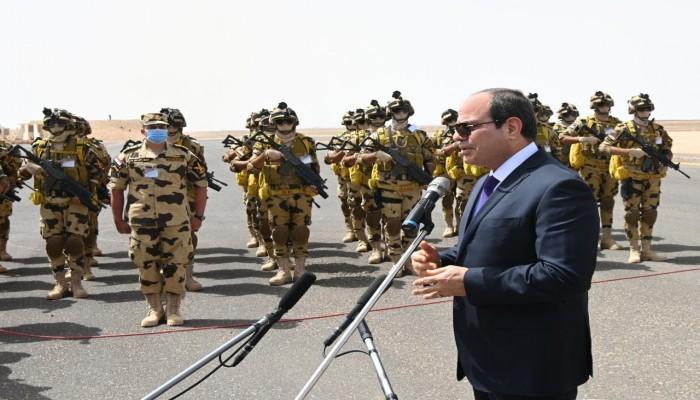 كاتب إسرائيلي: الجيش المصري بات قويا وإذا غاب السيسي فسنقلق