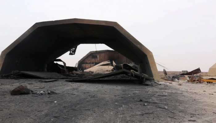 مصادر عسكرية: مصر وفرنسا نفذتا غارات الوطية الليبية بطائرات رافال