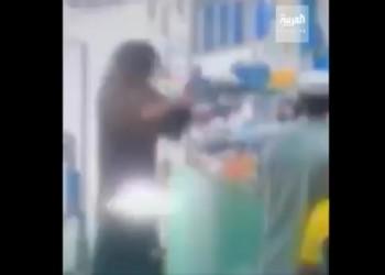 القبض على سعودي اقتحم متجرا بالرياض وأطلق النار داخله