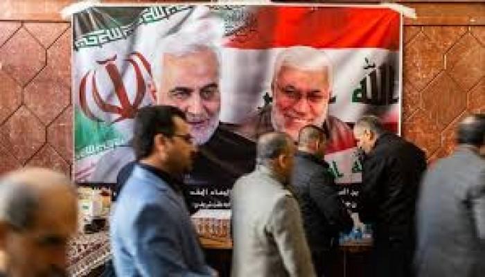العراق عالق بين جار وقوة عظمى