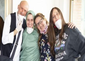 مختطفة إيطالية حررتها تركيا تعتنق الإسلام