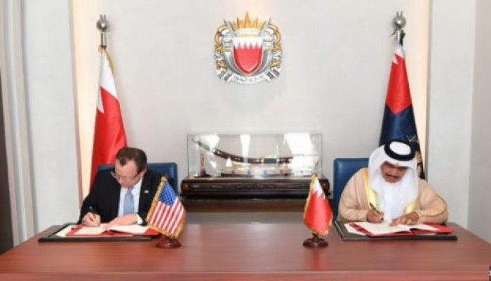 البحرين وأمريكا توقعان اتفاقا لمكافحة الإرهاب