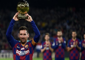 رئيس برشلونة: أثق في استمرار ميسي مع الفريق