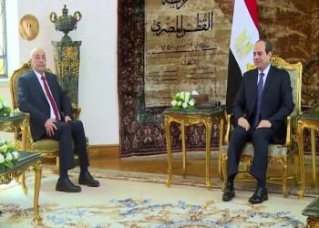 مساع مصرية لتوقيع اتفاقية بحرية مع الشرق الليبي وإسرائيل