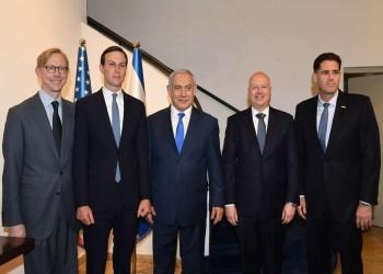اجتماع جديد بالبيت الأبيض لتقييم خطة ضم إسرائيل للضفة