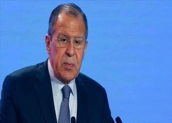 لافروف يكشف عن تحرك تركي روسي لوقف إطلاق النار بليبيا