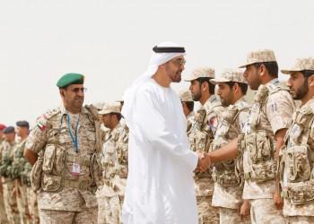 معهد دول الخليج: كورونا يعزز نفوذ الأجهزة الأمنية في الإمارات