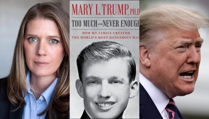 ابنة شقيق ترامب في مذكراتها: عائلتنا مختلة وأنجبت أخطر رجل بالعالم