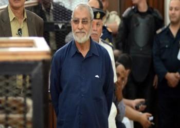 النقض المصرية تؤيد المؤبد لمرشد الإخوان و5 آخرين