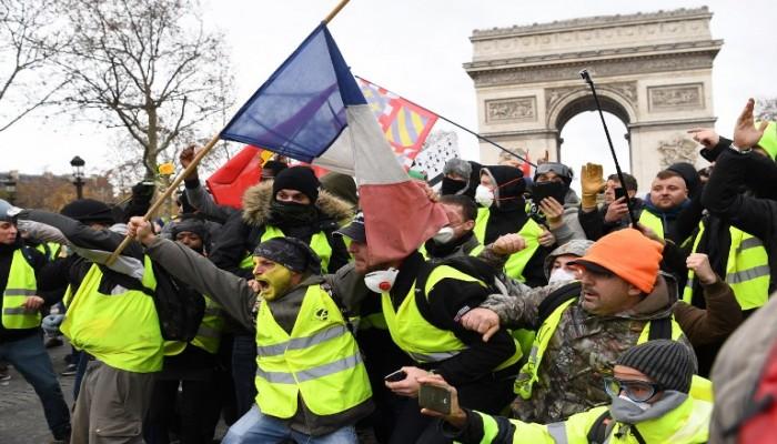 الحكومة الفرنسية الجديدة