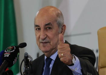 تبون يعين قائدا عسكريا جديدا على منطقة حدودية مع ليبيا