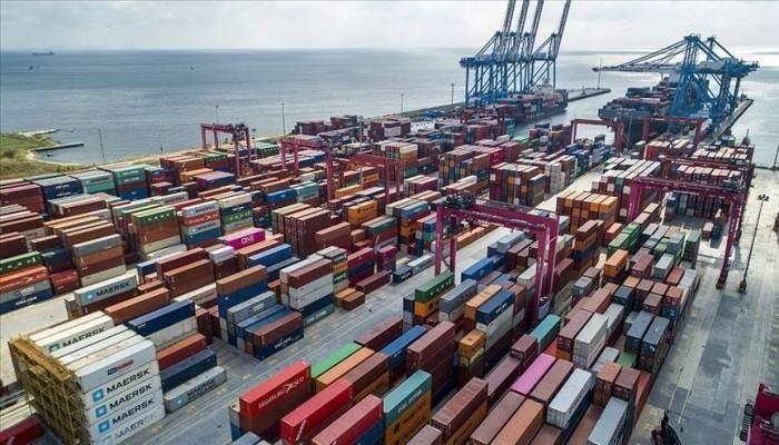 5.7% ارتفاعا بصادرات تركيا إلى أوروبا في يونيو